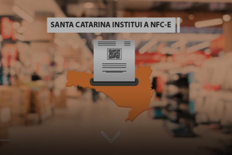 EM MEIO À CRISE DO COVID-19, SANTA CATARINA INSTITUI A NFC-E