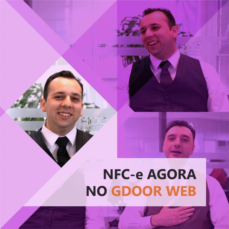 NFC-e NO GDOOR WEB