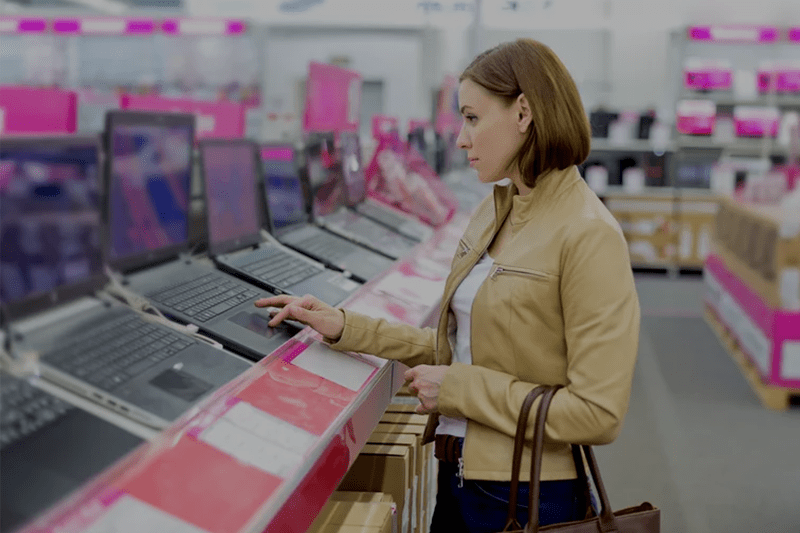e-commerce da loja de informática