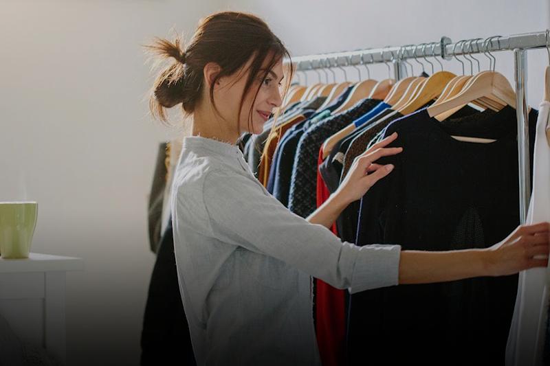 conquistar os clientes de uma loja de roupa